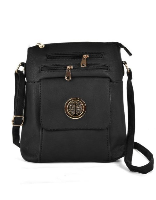 vk5272-black-dual-zip-front-pocket-cross-body-bag-with-metal-detail-9301-p