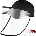 baseball cap with visor